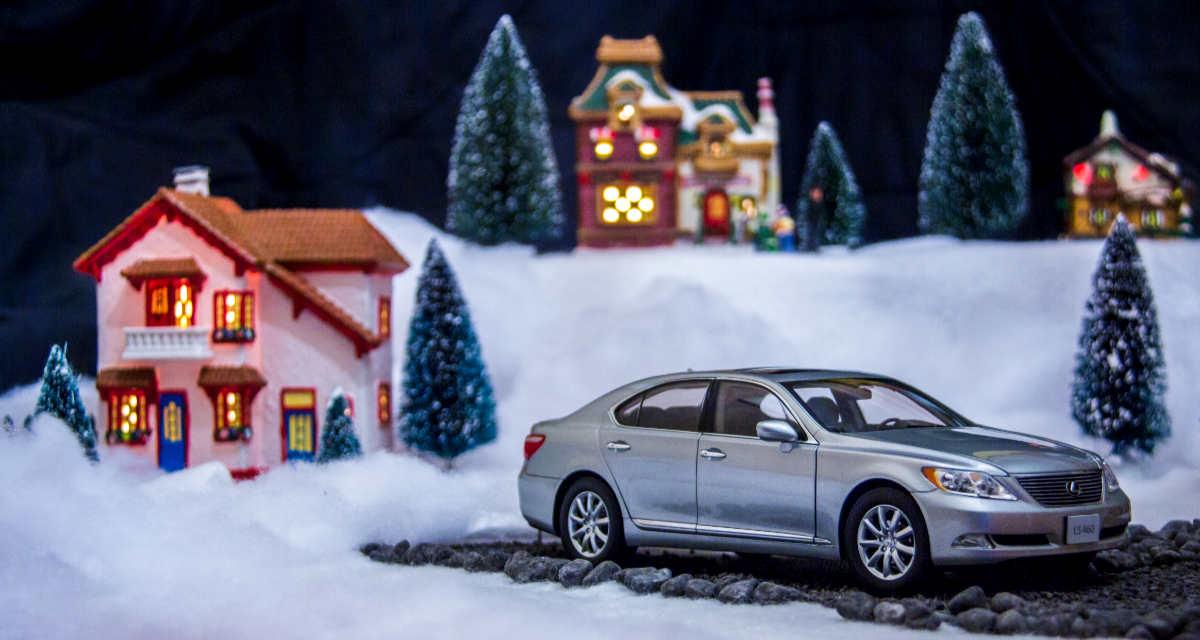 Lexus Enthusiast Christmas