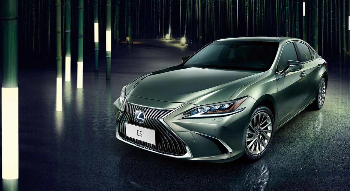 Lexus Price Fixing China