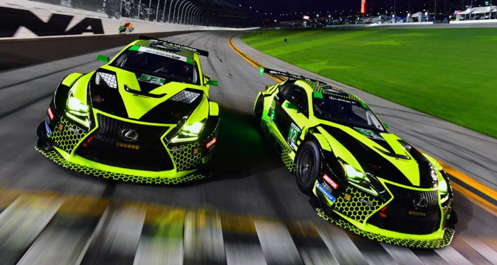 aim vasser sullivan gears up for the 24 hours of daytona 2020 lexus enthusiast aim vasser sullivan gears up for the 24