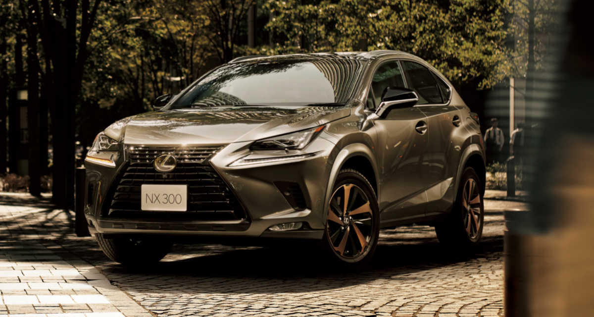 Lexus NX Bronze Edition