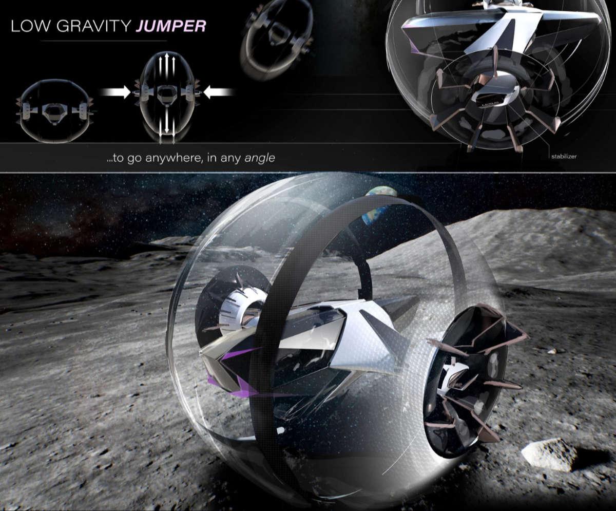 Lexus Bouncing Moon
