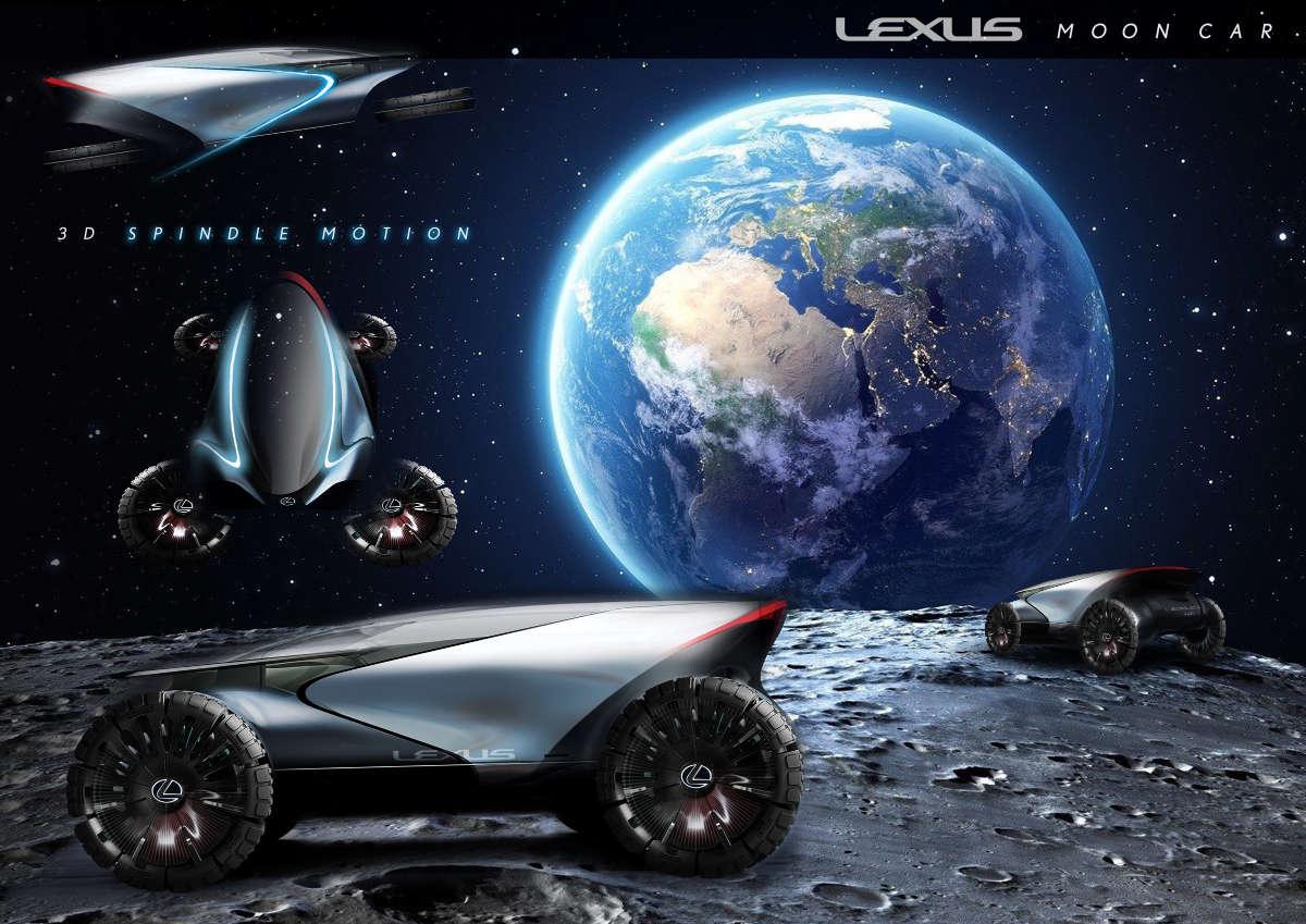 Lexus Lunar Cruiser