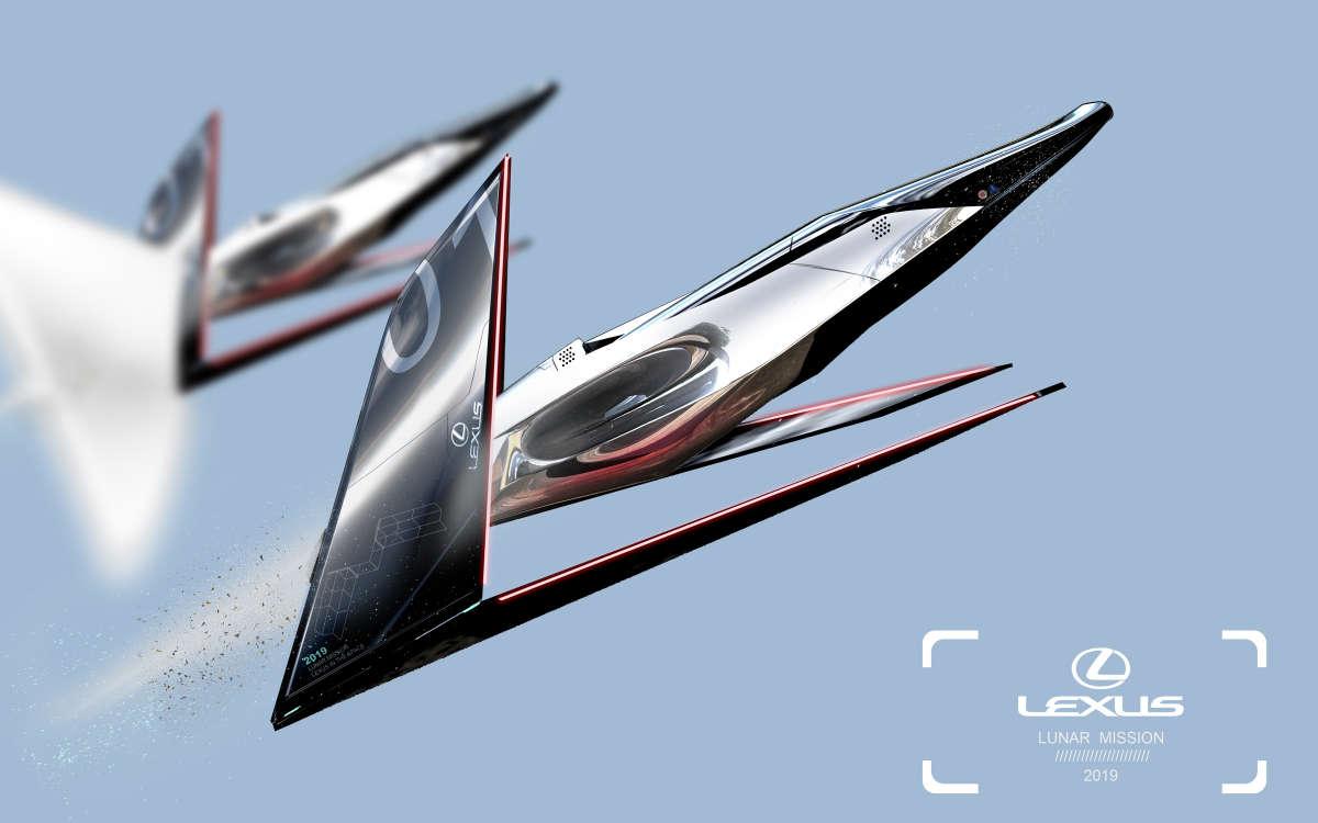 Lexus Lunar Mission