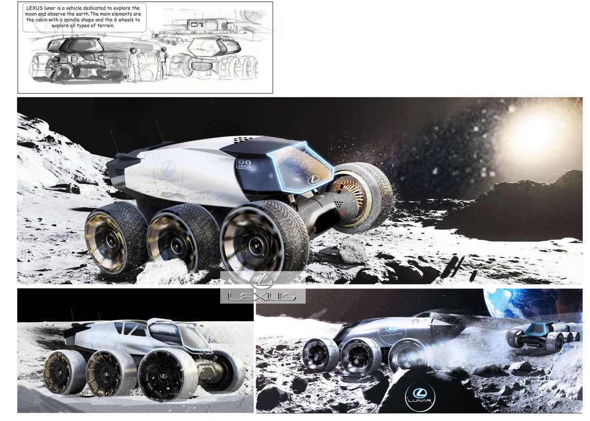 Lexus Lunar