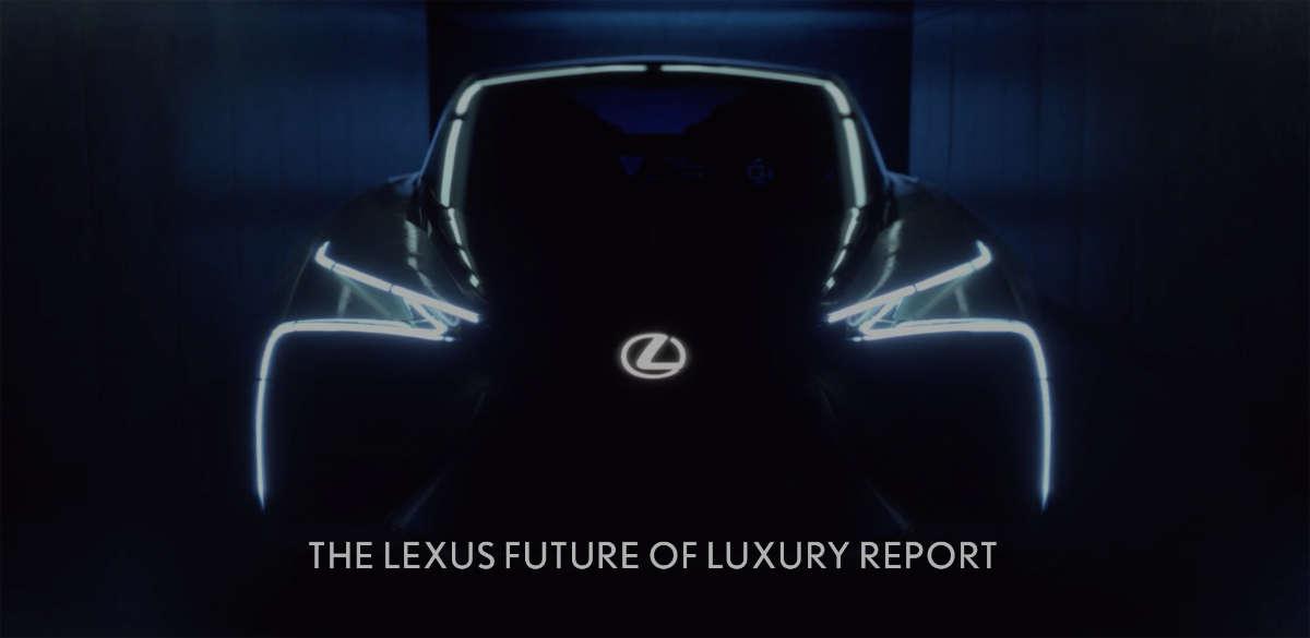Lexus Luxury Hero