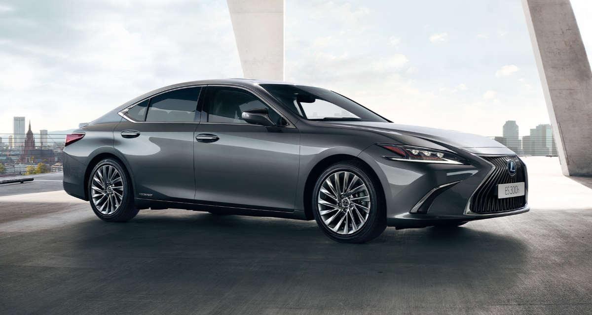 Lexus ES India Production
