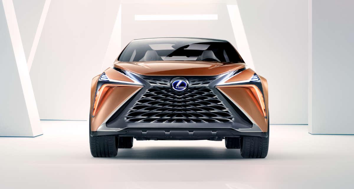 Lexus LF-1 Limitess