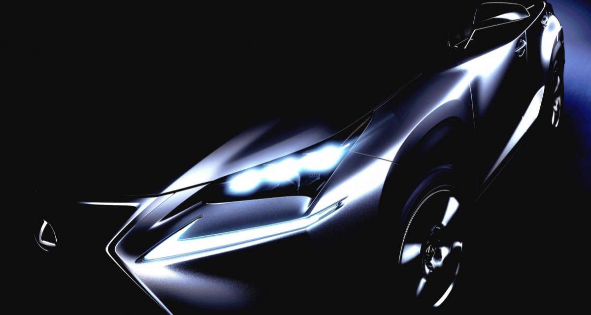 Lexus NX Shadow