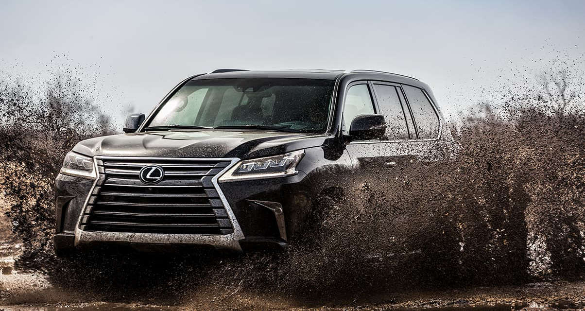 Lexus LX Next-Generation