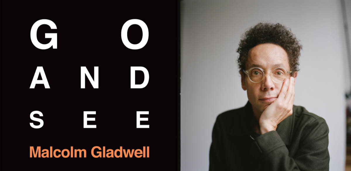 Lexus Malcolm Gladwell Podcast