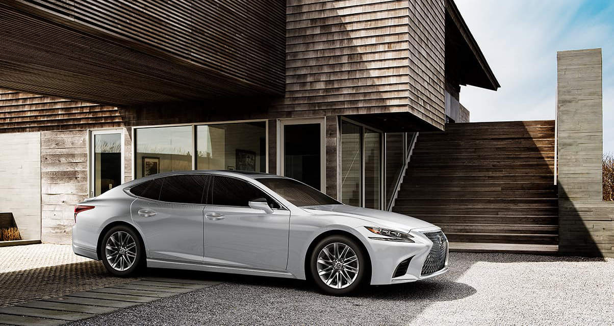 Lexus LS JD Power