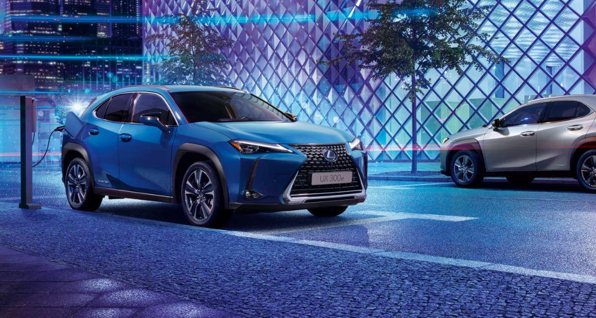 Lexus UX Future