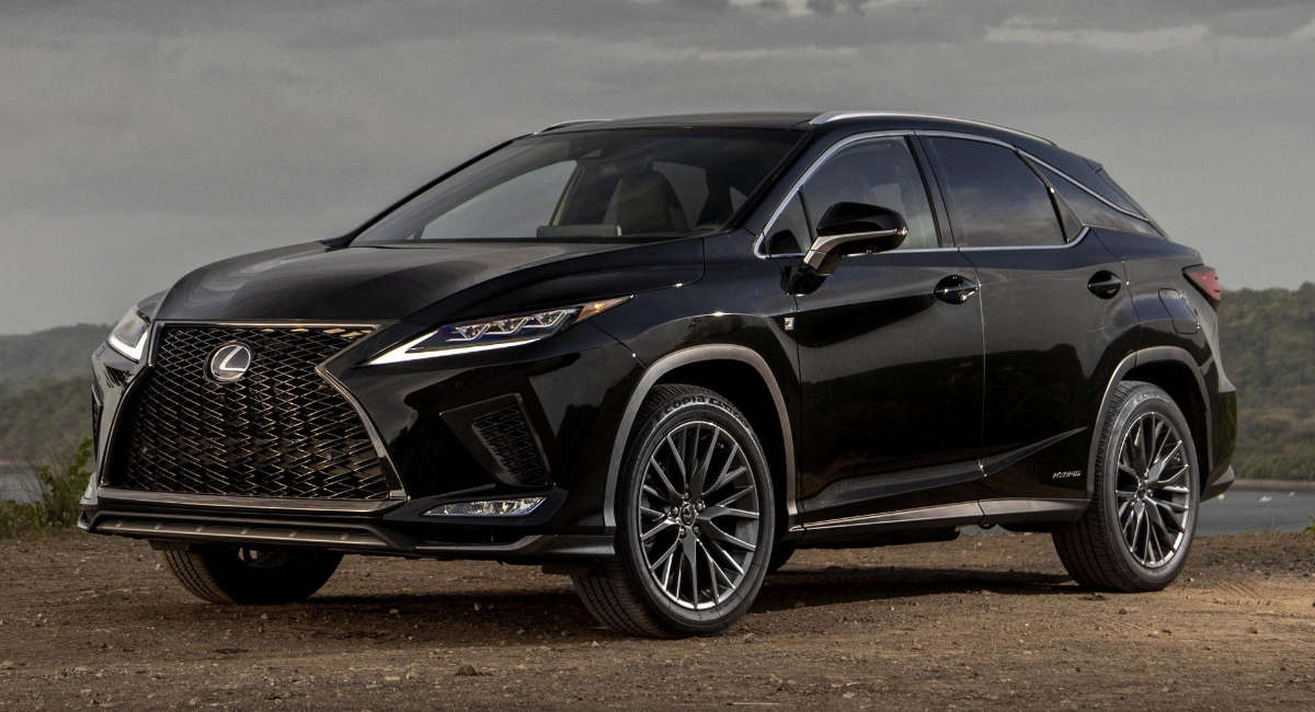 Lexus RX March 2020