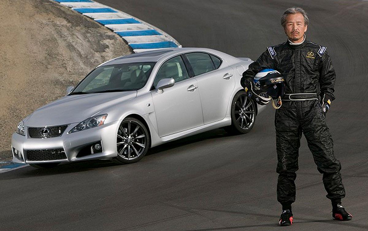 Lexus Engineer Yukihiko Yaguchi