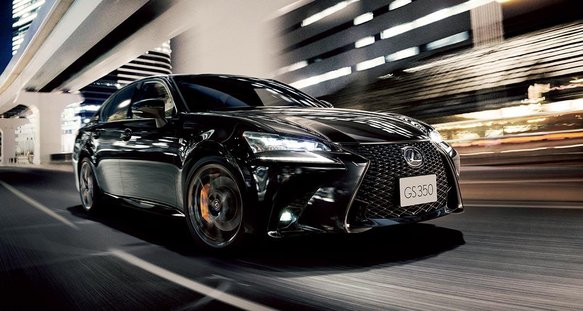 Lexus GS Lead Image