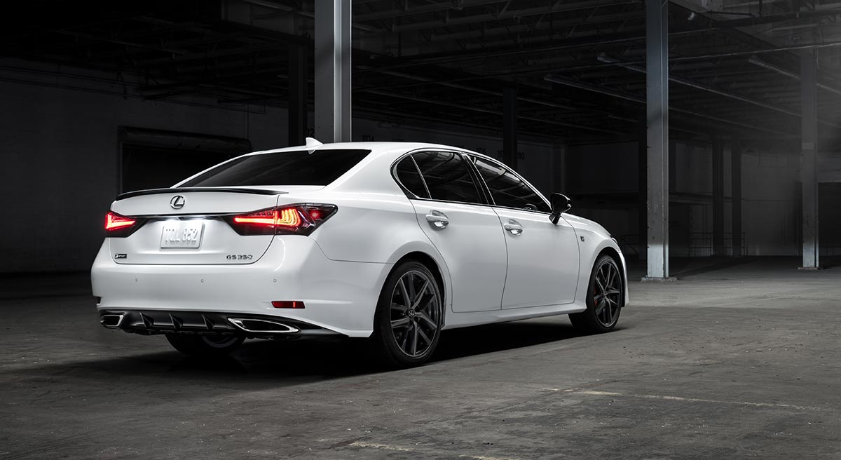 Lexus GS USA Special Edition