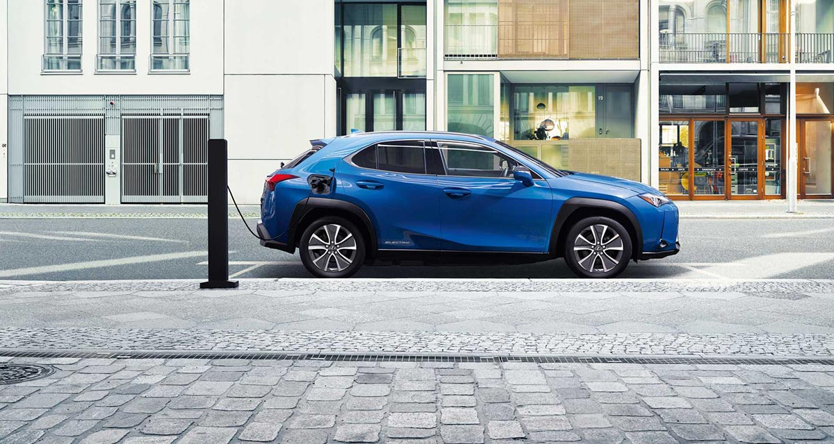 Lexus UX Electrified