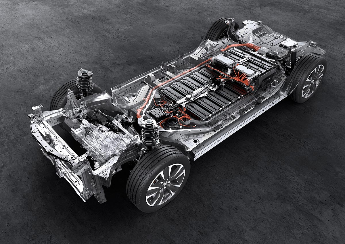 Lexus UX 300e Battery Pack