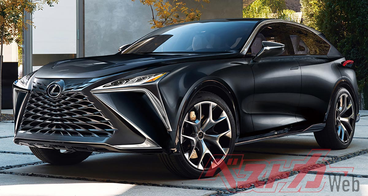 Lexus LF-1 Limitless Production 2022