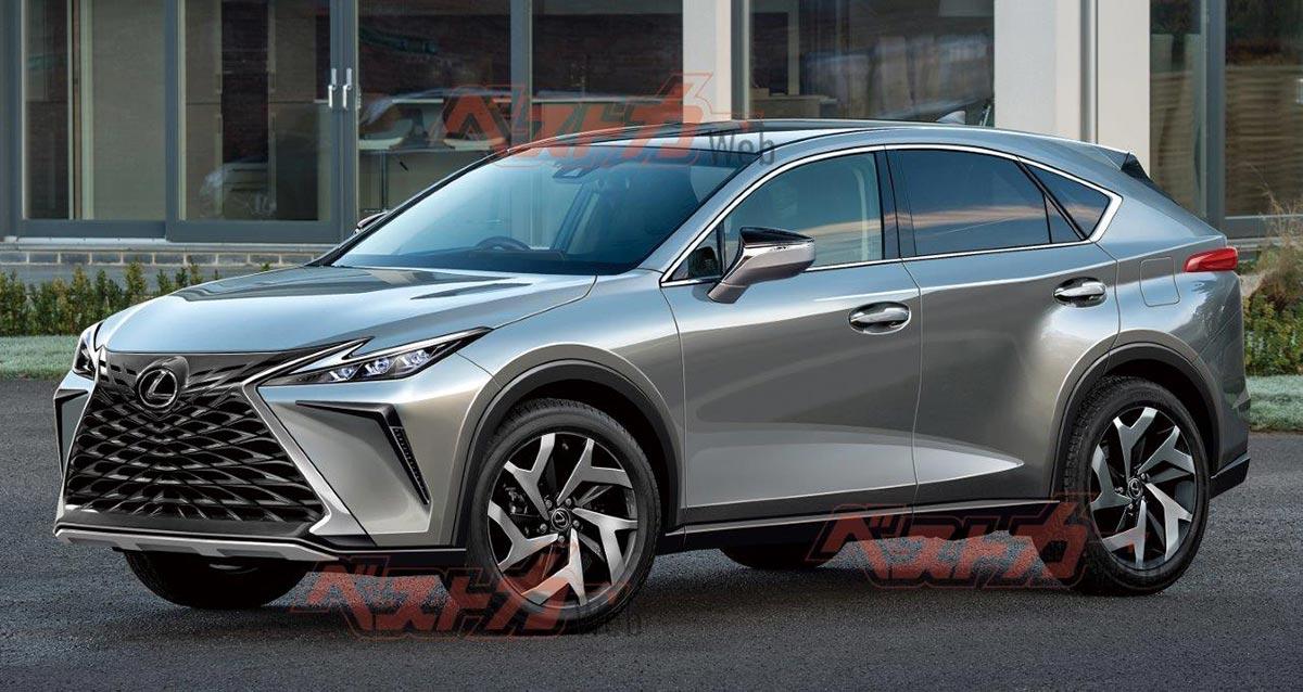 Lexus NX Next-Generation
