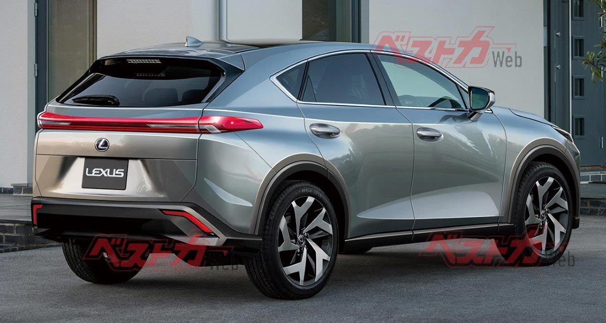 no nextgeneration lexus nx until 2022  lexus enthusiast