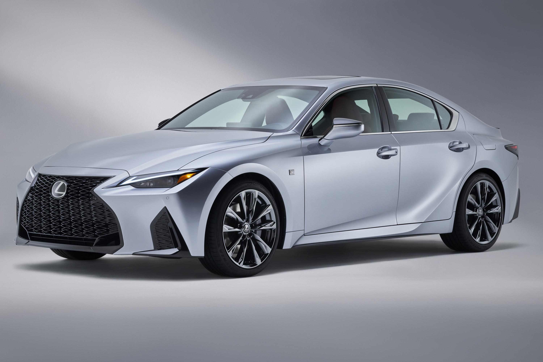 Neugestaltung und Überprüfung Lexus New Models 2021