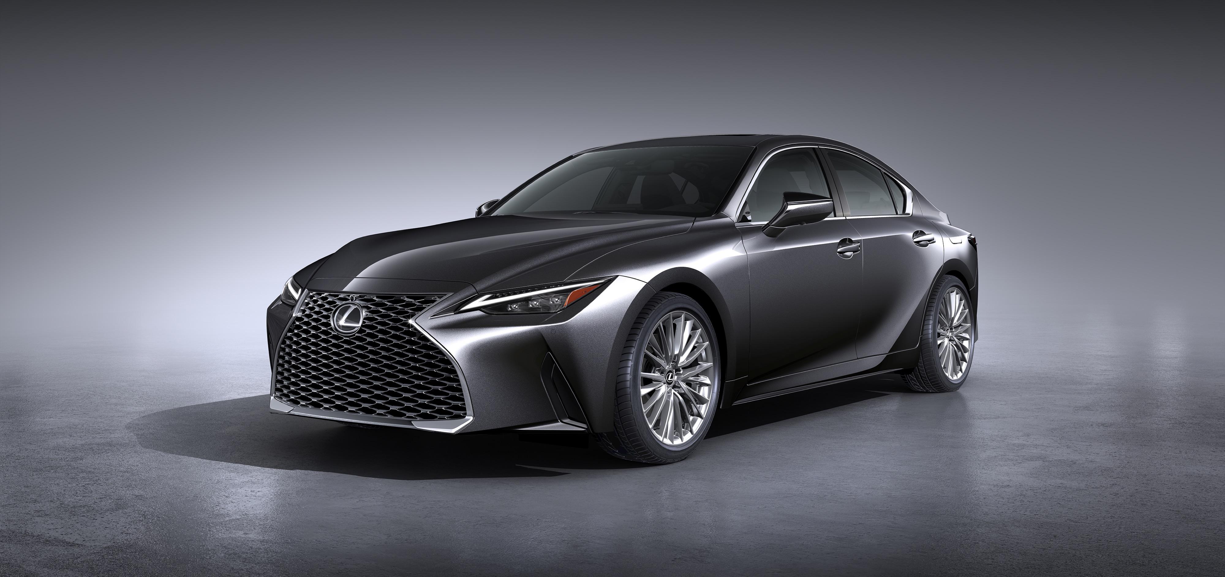 Photo Gallery The New 2021 Lexus Is Sedan Lexus Enthusiast