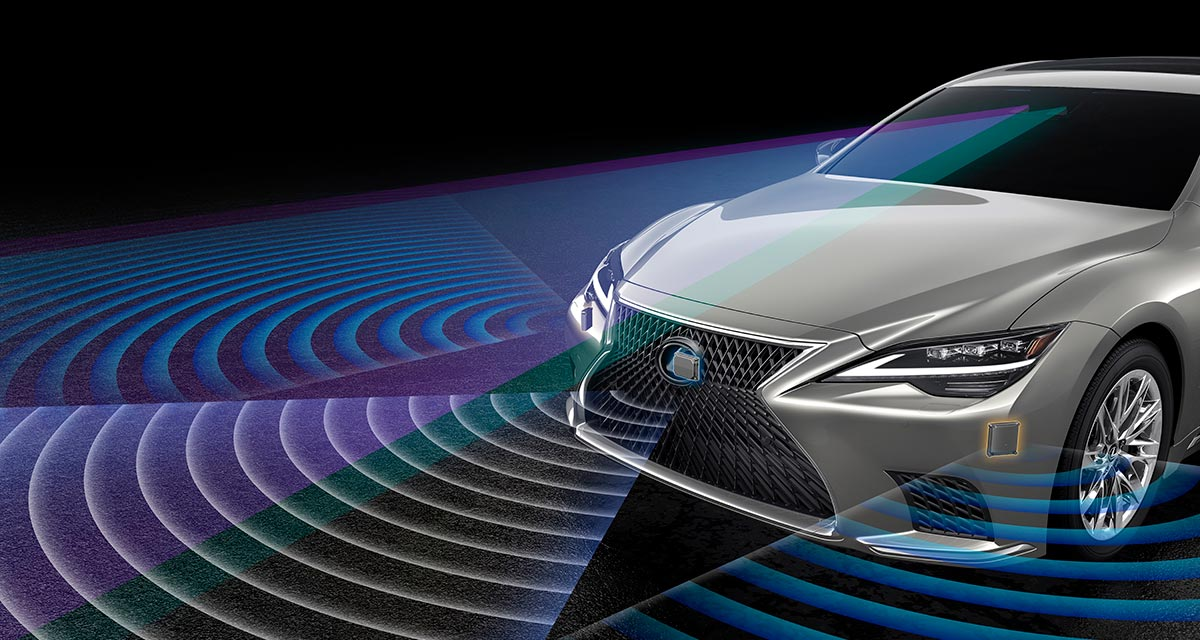 Lexus Teammate Automous Driving