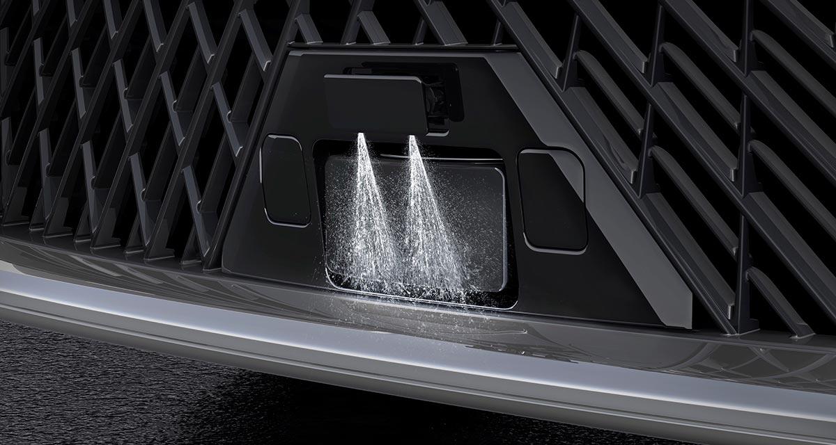 Lexus Lidar Washer