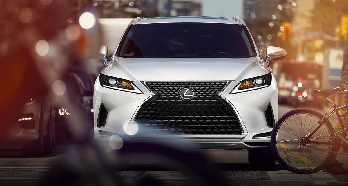 Lexus RX 450h+ Trademark