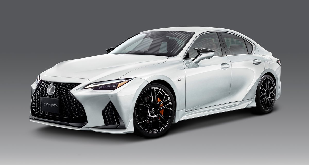 Lexus IS TRD Body Kit