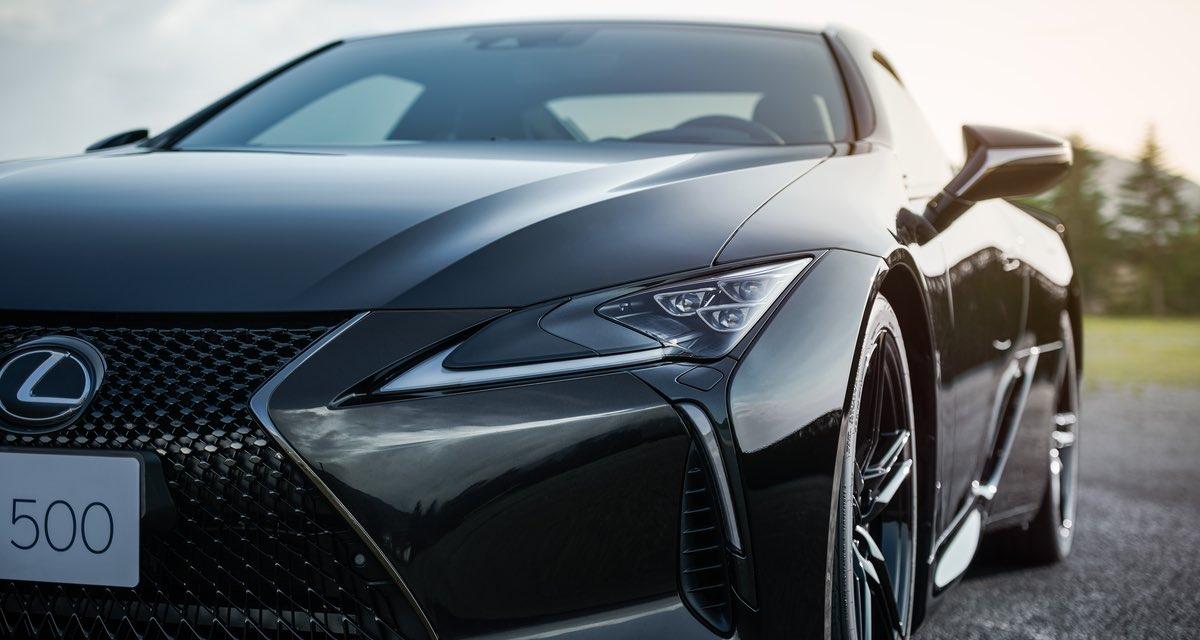 Lexus LC Aviation Japan