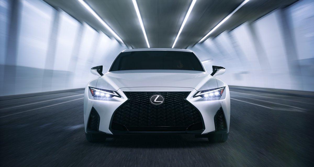 Lexus IS 2021 Sales Event December