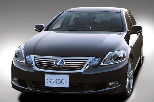 2010 Lexus GS 450h 1