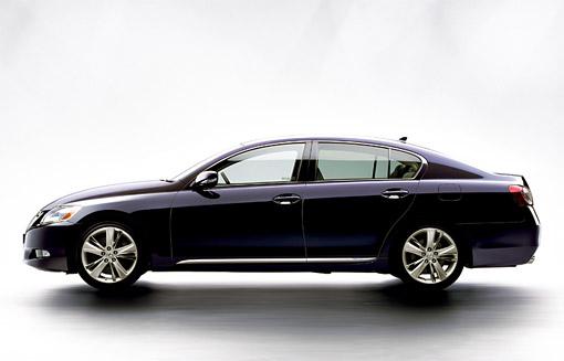 2010 Lexus GS 450h 3