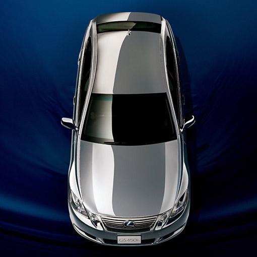 2010 Lexus GS 450h 4