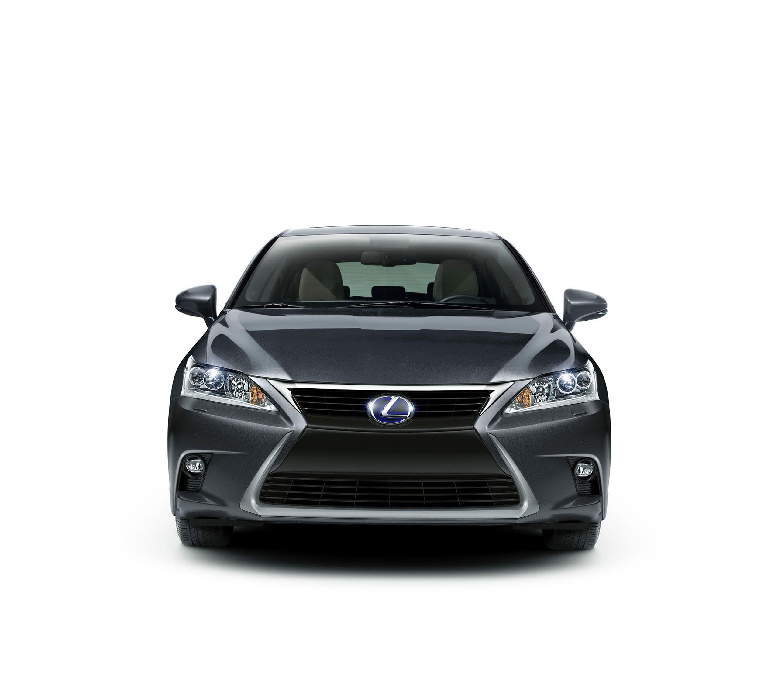 Lexus 2014: The Updated 2014 Lexus CT 200h & CT 200h F SPORT