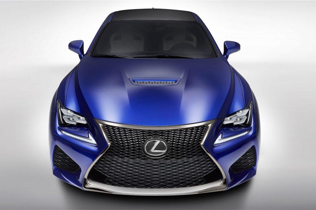 2015-Lexus-RC-F-front