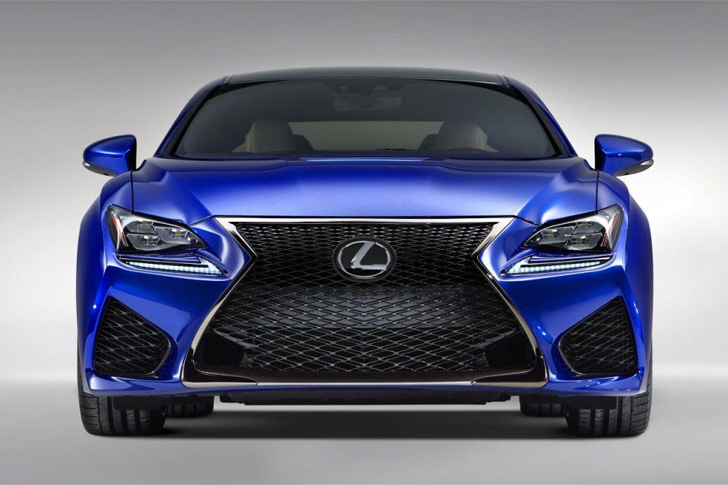 2015-Lexus-RC-F-front-grille-1