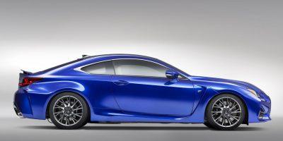 2015-Lexus-RC-F-side-profile