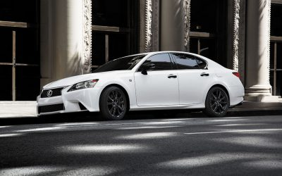 Lexus USA Announces Crafted Line Special Edition Models Lexus
