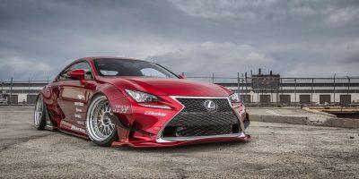 2015_Lexus_RC_350_F_SPORT_SEMA_001
