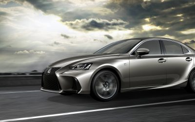 Lexus Revealed The Updated 2017 Is Sedan At Beijing Auto Show Last Night And Here Are All Official Photos In Full Resolution