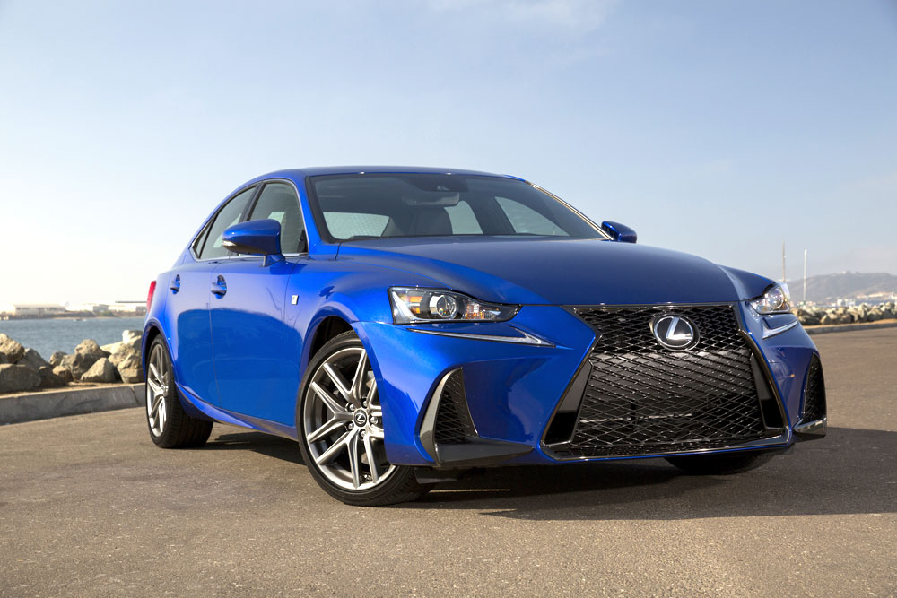 Fresh New Details On The 2017 Lexus Is F Sport