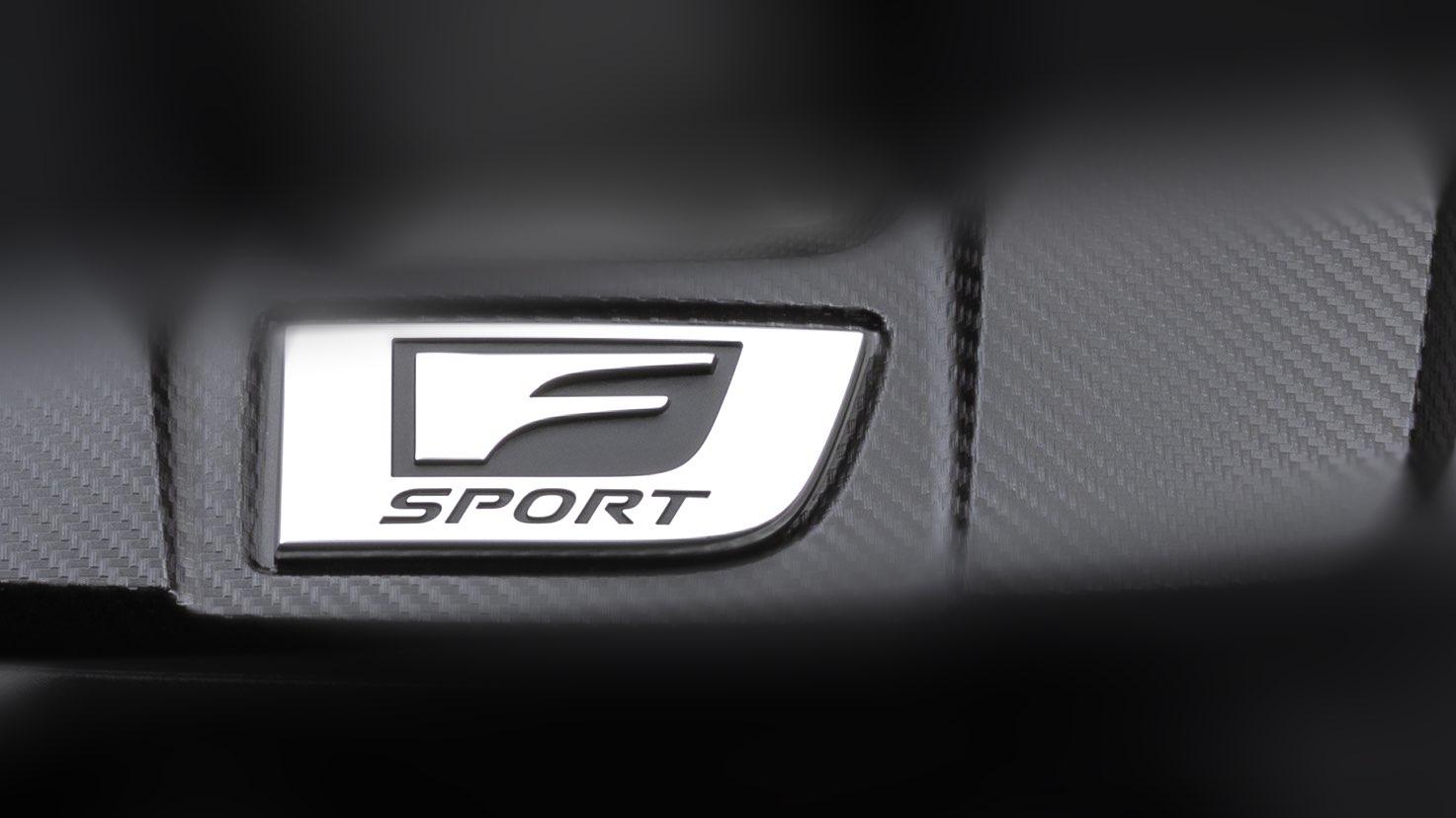 Lexus F SPORT Teaser