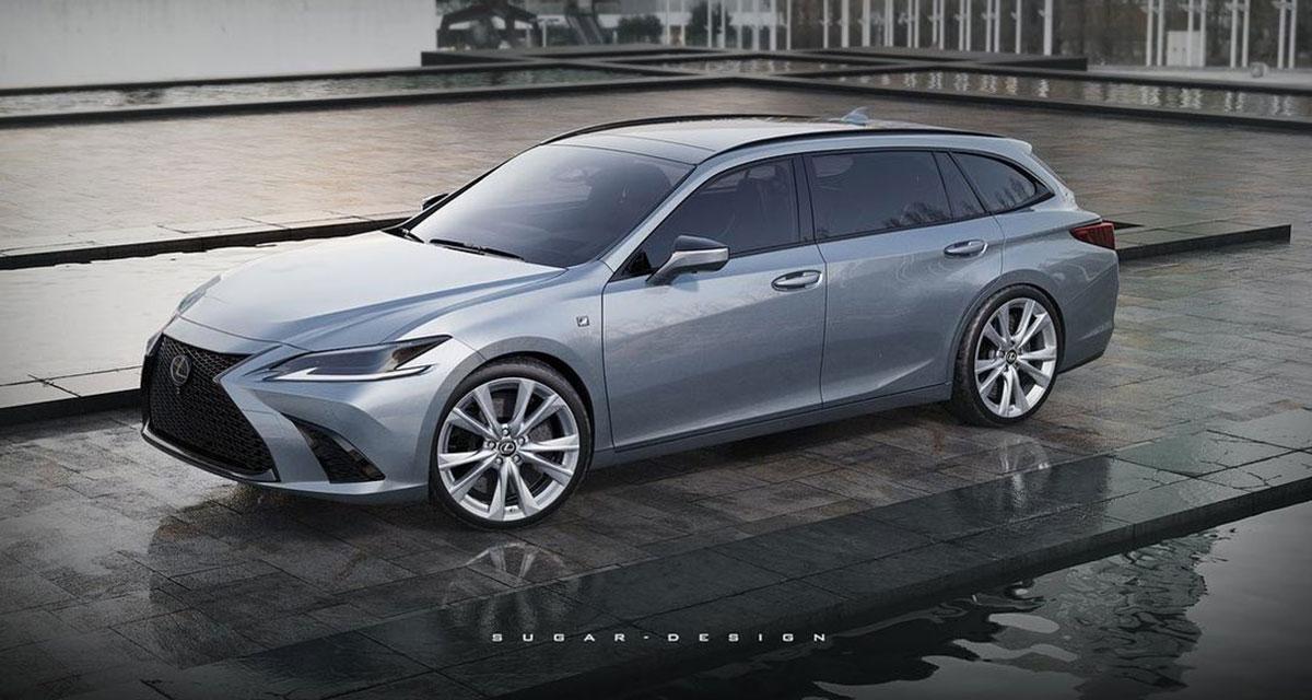 Lexus ES Wagon