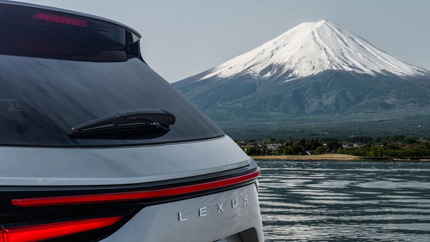 Lexus NX Next-generation 2022