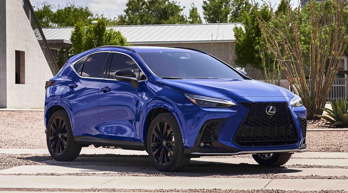 Lexus NX 2022 Next-Generation