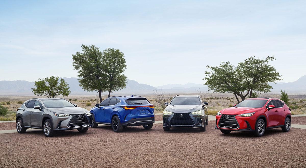 Lexus NX Family