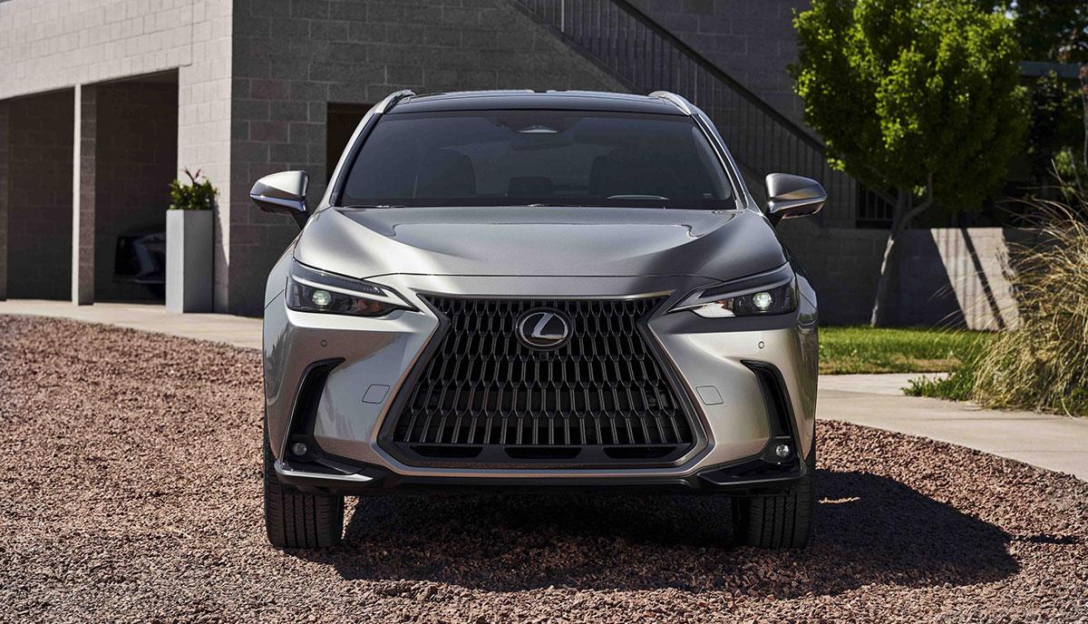 Lexus NX Standard Front